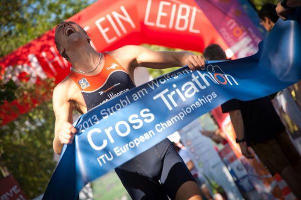 Van Woersem wint EK Cross tot 23 jaar