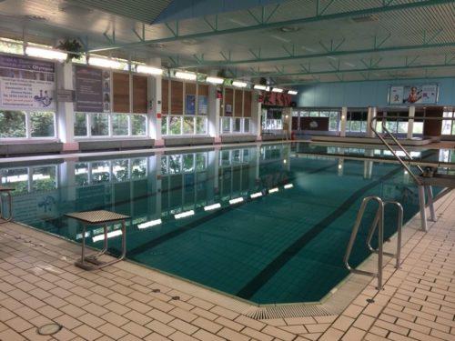 Zwemmen in almere poort u triathlon vereniging almere